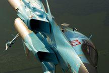 Pesawat tempur / by Hermawan Prasetyo