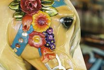 ♡♧♢ Carousel Beauties ♢♤♡ / by Amy Turnbull