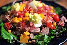 Salads / by Jami Mitchell