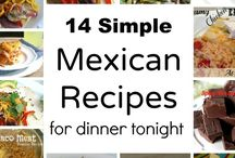 Mexican Recipes / by Dennis Mercer
