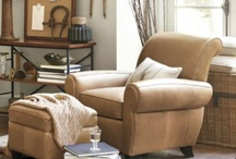 Living Room / Furniture, color, decor / by Cheryl Krhovjak