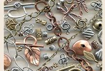 Jewelry Supplies & Blogs / by Kelley Galyen