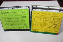 Anchor charts / by Stephanie Janes