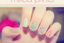 nail inspiration / by Nouchaline by Aline Chirinian