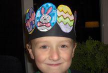 HOLIDAYS: Easter Hat Parade / by Tina Gray
