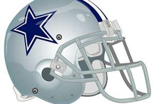 Dallas Cowboys / by Nita Phillips