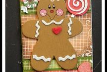 Gingerbread Men <3 / by Jeanna Bohanon