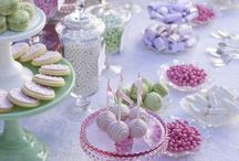 Sweets, Treats, and Loveliness / by Madison Rivera
