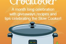 Crocktober / A month long celebration of slow cooker recipes, tips and giveaways from Clair @mummydeals, Mackenzie @cheeriosandlattes, Alicia @themamereport and @Tonia @thegunnysack. Follow us for #crockpot recipes! / by Clair @ Mummy Deals