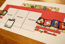 Scrapbook Disney / by Jennie Perez