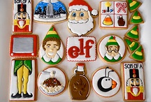Cookie Ideas / by Colleen Head