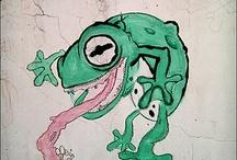 Graffiti / by Josh-cristina