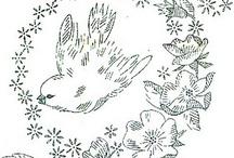 Embroidery Birds / by Faye Smith