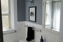 New bathroom, old house / by Laura Hollander