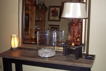 Furniture we can custom build for you / by Chris Mallahan