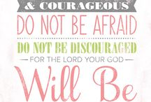 Bible Verses / by Stacy Faulkenberry