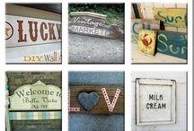 Signs / by Nancy Sutton Lindblom