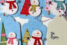 Noel: Emballage cadeau / by Virginie Dever