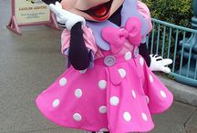 minnie and mickey / by Gladys Carrera