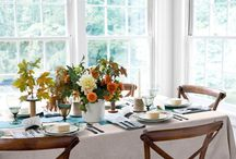 Table Settings and Centerpieces / by Country Living Magazine