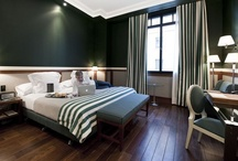 City centre hotels / by Barcelona Help