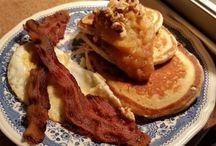 Bronze Antler Breakfast / some candid photos of our breakfast creations / by Bronze Antler Bed & Breakfast