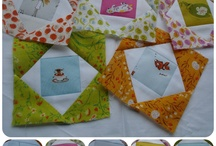 Fussy Cut Quilt / by Jennie Tracy