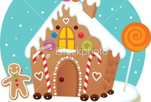 Art ED:  Christmas / by Rachel Bingham
