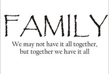 Family / by Chelle Jennings-Carlson