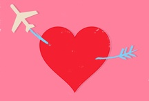 Love is in the Air / Celebrating Valentines, Anniversary or Anytime for that matter! / by passport stamps