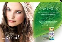 AVON elements / Introducing Avon Elements skincare line / by Sandy Edmison's AVON aka Edmison Enterprises