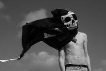 ☠ Renegades, Rebels n' Rogues ☠ / Pirate n rogues / by Judy Redmond
