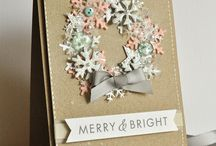 Hand crafted cards / by Joy McCardell