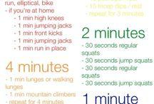 Health and Fitness / by Kiera Cline