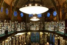 Libraries / by Kim Kelly