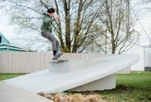 Skateable Art / by SPOHN RANCH SKATEPARKS