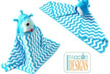 CROCHET Loveys/ Blankets / by IraRott Inc.