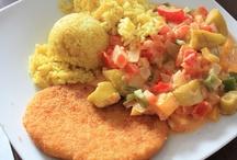 Vegetarian food / by niner bakes
