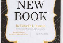 Books I've Authored / by Deborah Lynn Kunesh