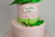 Cakes  / by Dimelza Arauz