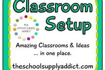Classroom Decor/Organization  / by Cherie Freeman Chavez