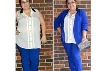 Plus Size Fashion Tips / by Marie Denee, The Curvy Fashionista
