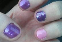 My nail polish / by Callie Bailey