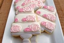 Wedding cookies / by Erin Brankowitz