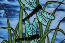 stained glass / by Sandy Blake