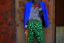 African Style / by Mariana Lessa