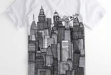 Shirts & Tees / Shirts, tees etc  / by Hriday Chawla