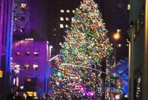 NYC Life! / Best place to be at christmas time!!  / by Jacklyn Janiece