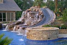 Dream home backyard! / by Rachel Jowers