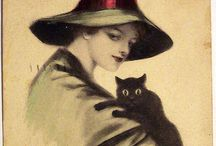Vintage Halloween 2 / by Evva Gilkeson